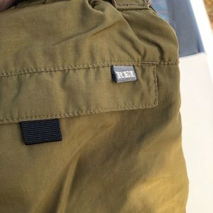 REI Pants - REI Convertible Hiking Pants Hunter Green upf 50
